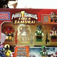 Power Rangers Super Samurai Battle Pack II EXCLUSIVE ()