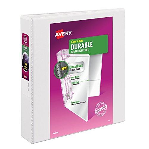 Avery 375 Sheet Capacity DuraHinge 17022