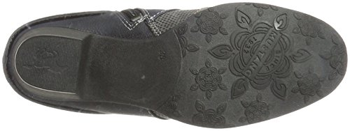 Mustang 1258-502-869, Bottes Femme Multicolore (Navy/ Grau)