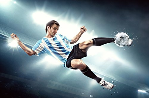 Better Soccer Skills Football Hypnosis CD - Become a Better Player on the Field by Increasing Your Focus and Strengthening Your Mind-Body Connection