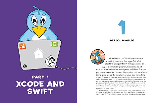 Coding iPhone Apps for Kids: A Playful Introduction to Swift by Penguin Books (Image #2)