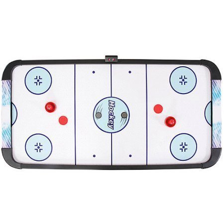 NEW Face-Off 5' Air Hockey Table with Electronic Scoring
