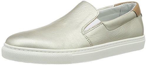 Tommy Hilfiger T1285ina 15a2, Zapatillas para Mujer Plateado (Light Silver 041)
