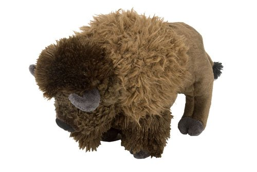Wild Republic Bison Plush, Stuffed Animal, Plush Toy, Gifts for Kids, Cuddlekins 12