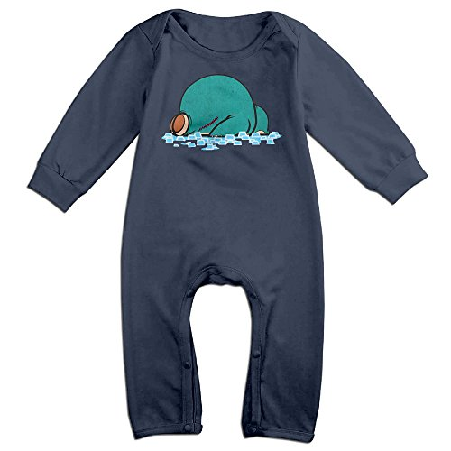 Price comparison product image Pokemon Hungry Snorlax Baby Fashion Climbing Equipment Navy