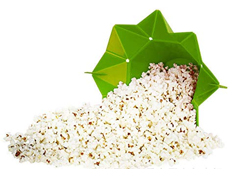 silicone microwave magic household popcorn