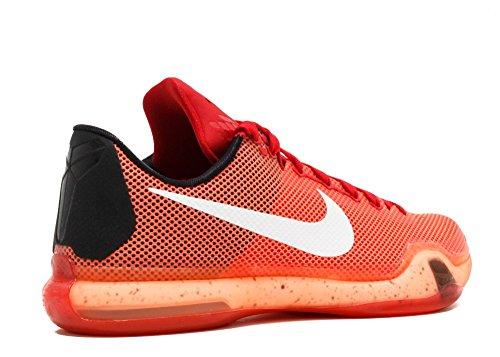 NIKE Crmsn Rojo Men Kobe 's Shoes brght Multicolour X Unvrsty Blanco Rd Basketball White h OOZwqr