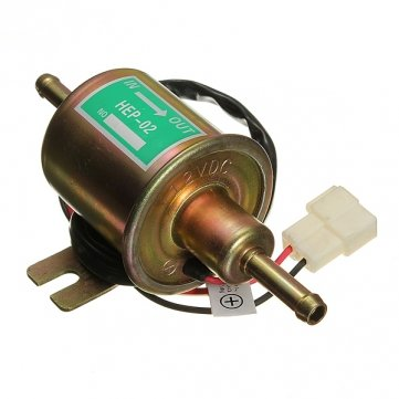 fuel electric pump - 8