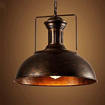 Kenroy home 66349cop harbor 16 inch pendant copper ceiling industrial nautical barn pendant light litfad 16 single pendant lamp with rustic domebowl shape mounted fixture ceiling light chandelier in copper aloadofball Gallery