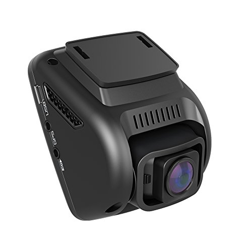 4K Dash Cam, WiFi Car Dash Cam with Android & iOS App, 2.4""
