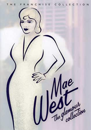 Amazon Mae West The Glamour Collection Go West Young Man