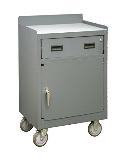 Mobile Cabinet Bench - 3
