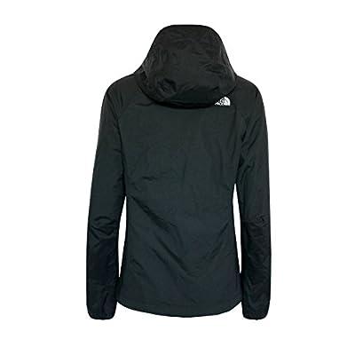 The North Face Womens TNF Black Boreal Rain Jacket prussian blue ... ead033006