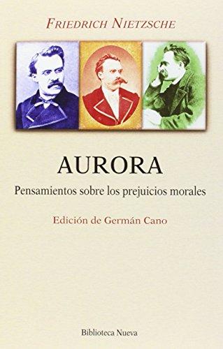 Descargar Libro Aurora Friedrich Nietzsche