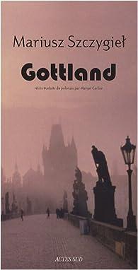 Gottland par Mariusz Szczygiel