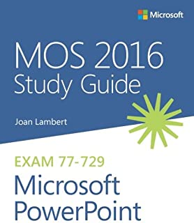 mos 2013 study guide for microsoft powerpoint mos study guide rh amazon com Cicerone Exam Study Guide Social Study Exam Grade 7 Example