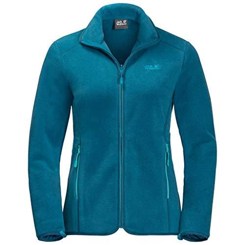 Jack Wolfskin damen Ladies Moonshine Track Extra Warm Fleece Jacket