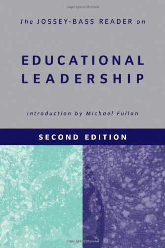 The Jossey-Bass Reader on Educational Leadership by Jossey-Bass Publishers 2nd (second) Edition [Paperback(2006)]