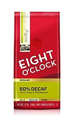 Eight O'Clock Coffee Whole Bean/Ground Ground
