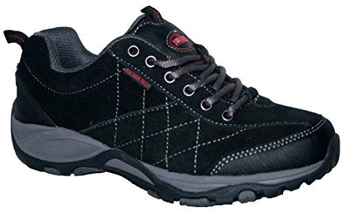 Suola Da Lacci E Black Chiusura Foam Camminare Scarpe Modello Con Comode Camminata Impermeabili Per Leggere Foderate