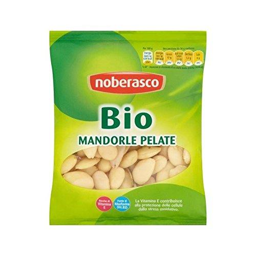 Noberasco Organic Pelled Almond 70g - Pack of 4