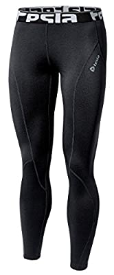 Tesla Women's Thermal Coldgear Compression Pants Leggings Capri Tights WP33