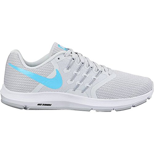 Blue Blanco Zapatillas Plat Run Unisex de Pure Nike Blanco Polarized Running Adulto Deporte 101 White Swift 909006 Wmns 8vZdd1nAq