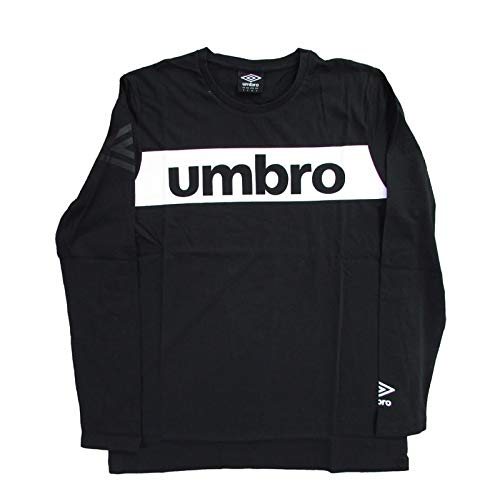 Nero Nero M l Uomo s Umbro T Rap00004b shirt wEXqwR8
