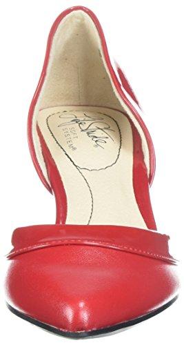 Lifestride Vrouwen Saldana Pomp Brand Rood