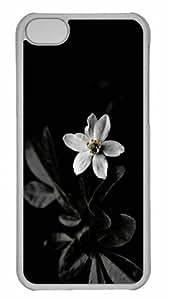 Customized iphone 5C PC Transparent Case - Dark 2 Personalized Cover