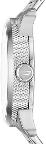 Diesel Men's DZ1763 Rasp Stainless Steel Watch WeeklyReviewer