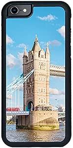 ديكالاك كفر حماية لهاتف ايفون 6 اس، بتصميم جسر البرج، متعدد الالوان