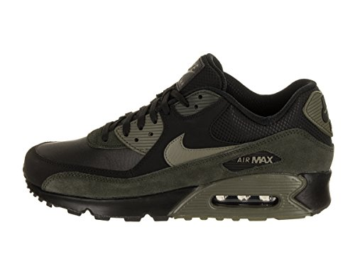 Olive Sequoia 014 Herren Leather Max 90 Medium NIKE Black Mehrfarbig Gymnastikschuhe Air zxAqwOPwv