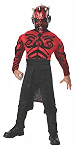 Star Wars Darth Maul Deluxe Costume Kit - Large
