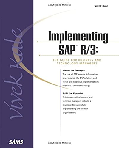 implementing sap r 3 the guide for business and technology managers rh amazon com sap r3 user guide sap r3 installation guide on linux