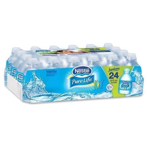8 oz purified water - 1