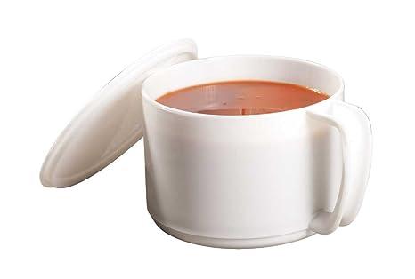 Amazon.com: walterdrake – Cuenco para microondas con tapa ...