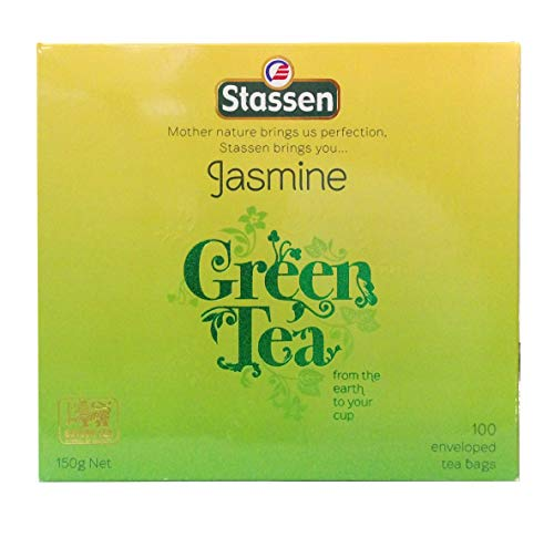 - Enveloped Stassen Jasmine Green Tea
