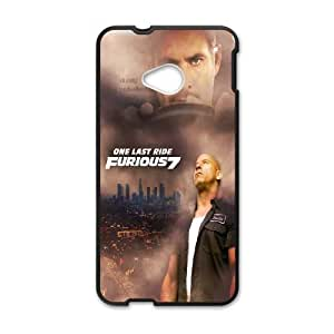 Personalized Protective Hard Plastic Case for HTC One M7 - The Fast and The Furious custom case at CHXTT-C