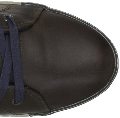 Redskins Under, Herren Sneaker Braun (Marron/navy)
