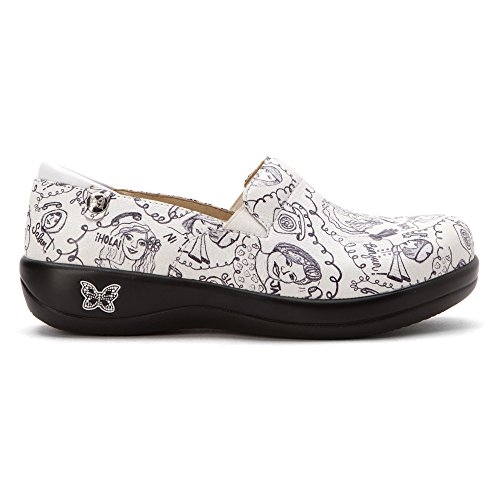 Girlfriend Women's Alegria Keli Professional Shoe Hey n1OnY7wxq