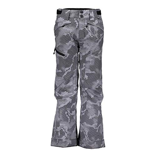 Obermeyer Kids Boy's Parker Pants (Little Kids/Big Kids) Trident X-Large (Alpine Ski Pants)