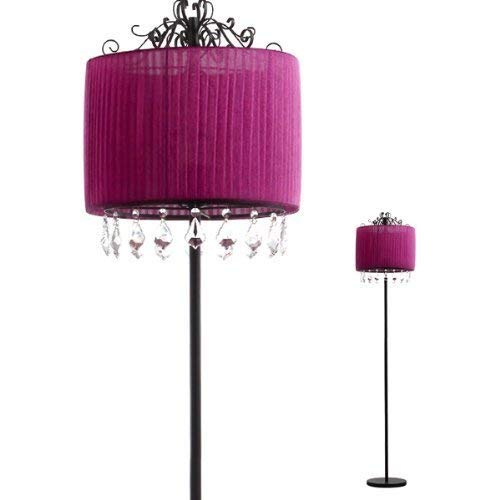 ZHJLDIDEN Floor Lamp Living Room Bedroom Creative Table Lamp Vertical Table Lamp Bedside Lamp Reading Eye Protection Vertical Table Lamp Decoration Floor Lamp