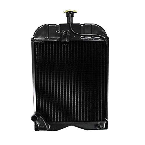 Tractor New Radiator (Complete Tractor 1106-6300 Ford/New Holland Radiator For 2N 8N 9N 86551430, 8N8005)