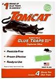 Scotts-Tomcat 0362710 Mouse Glue Traps, Super Hold, 4-Pk. - Quantity 12