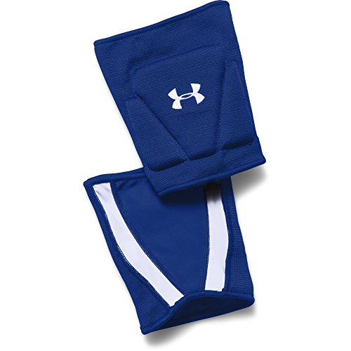 Under Armour Unisex Strive Volleyball Knee Pads (Royal/White, SM/MD)