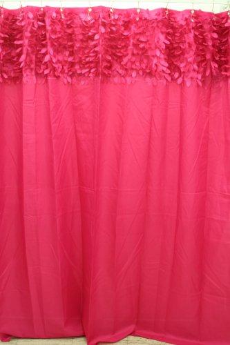 raspberry shower curtain - 6