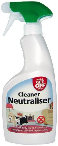 Vapet 84291 Abwehr- und Reinigungsspray WASH und GET OFF 500 ml