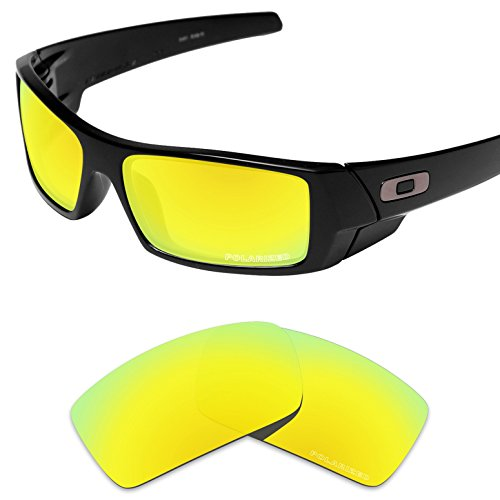 Tintart Performance Replacement Lenses for Oakley Gascan Sunglass Polarized - Oakleys Polarised
