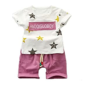 Baby Clothing Set For Unisex